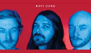 Biffy Clyro tickets at The O2, London