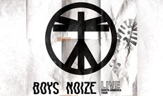 Boys Noize tickets at Wilson Lot, Los Angeles tickets at Wilson Lot, Los Angeles