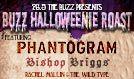 Buzz Halloweenie Roast tickets at Arvest Bank Theatre at The Midland in Kansas City