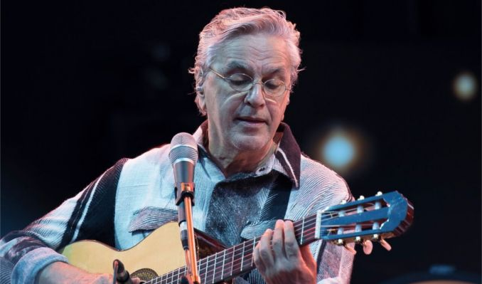 Caetano Veloso tickets at Town Hall in New York City