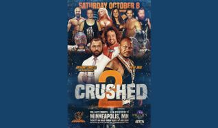 Crushed Pro Wrestling tickets at Mill City Nights in Minneapolis