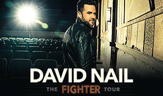 David Nail tickets at Mill City Nights in Minneapolis