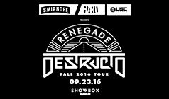DESTRUCTO tickets at The Showbox in Seattle