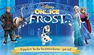 Disney on Ice presents Frost tickets at Ericsson Globe, Stockholm