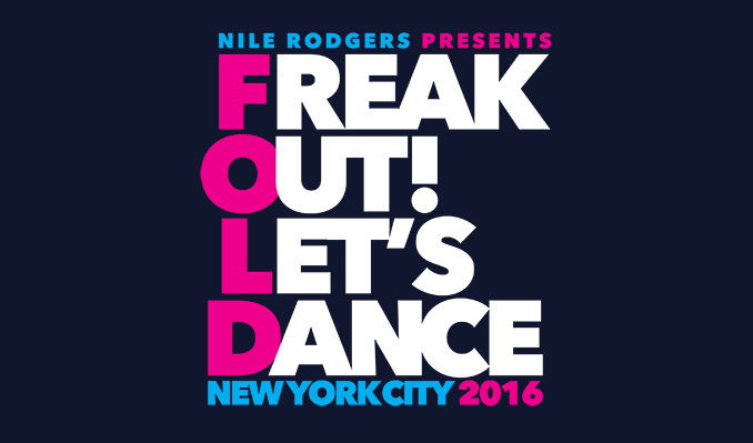 Freak Out Let's Dance NY tickets at Forest Hills Stadium in Queens