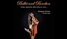 Gwinnett Ballet Theatre's Ballet & Bourbon tickets at Infinite Energy Theater in Duluth