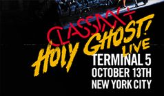 Holy Ghost! / Classixx tickets at Terminal 5 in New York