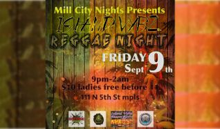 Island Vybz tickets at Mill City Nights in Minneapolis