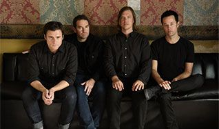 Jimmy Eat World tickets at Gothic Theatre in Englewood