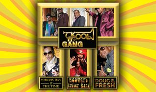 Kool & The Gang tickets at Microsoft Theater in Los Angeles