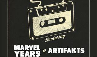 Marvel Years / Artifakts tickets at Bluebird Theater in Denver