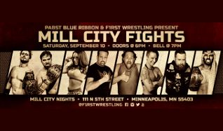Mill City Fights tickets at Mill City Nights in Minneapolis