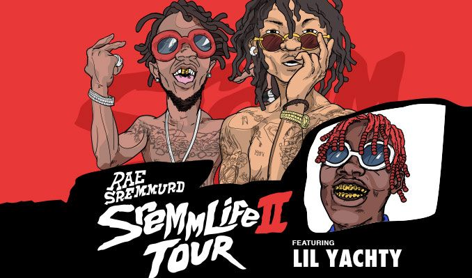 Rae Sremmurd tickets at Showbox SoDo in Seattle