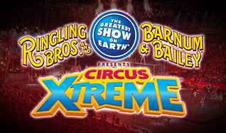 Ringling Bros. and Barnum & Bailey Circus - Circus Xtreme				 tickets at Sprint Center in Kansas City