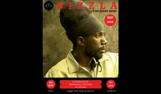SIZZLA with Fire House Band tickets at Mill City Nights in Minneapolis