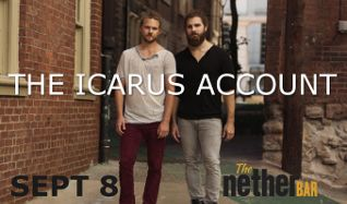 The Icarus Account tickets at Mill City Nights in Minneapolis