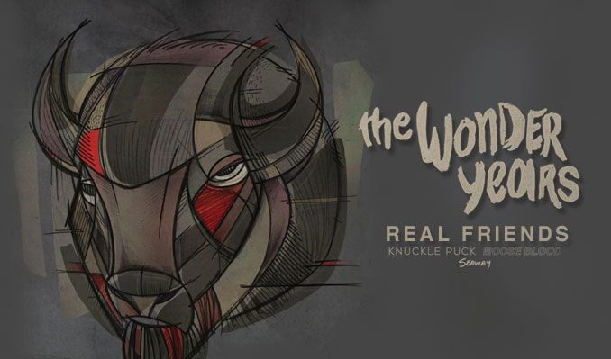 The Wonder Years & Real Friends tickets at Rams Head Live! in Baltimore