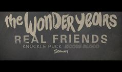 The Wonder Years & Real Friends tickets at The Showbox in Seattle
