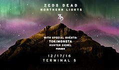 Zeds Dead tickets at Terminal 5 in New York
