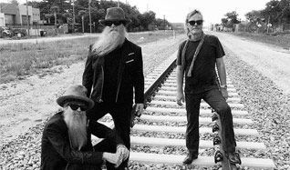 ZZ Top  tickets at The Mountain Winery in Saratoga