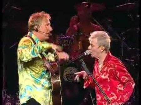 Eternal romance rock of Air Supply headed to City National Grove of Anaheim