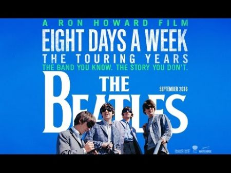 Beatles-Ron Howard film held over in US for second week, maybe longer