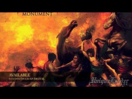 Carnophage unleashes new album 'Monument'
