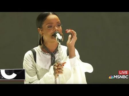 Global Citizen Festival and focus commendably covered by MSNBC