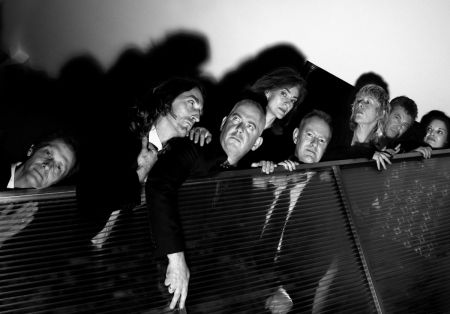 The Mekons play the American Legion Hall on Monday, September 27