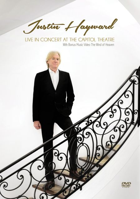 Justin Hayward delivers Moody Blues hits, solo gems on DVD
