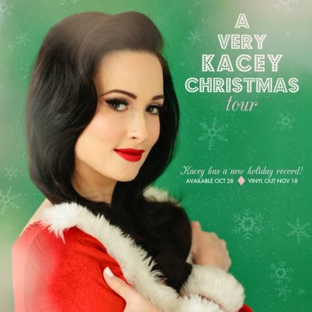 Kacey Musgraves announces plans for A Very Kacey Christmas Tour.