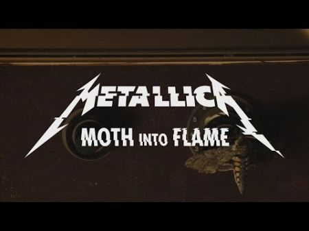 Metallica debut second single from 'Hardwired… To Self-Destruct' with 'Moth Into Flame'