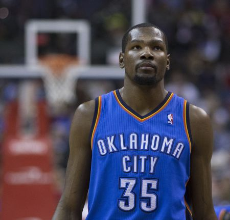 Kevin Durant's exodus from Oklahoma City is the storyline to watch in the West.