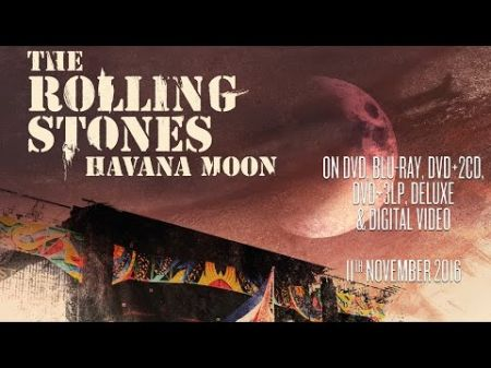 Rolling Stones to release live set 'Havana Moon' in November