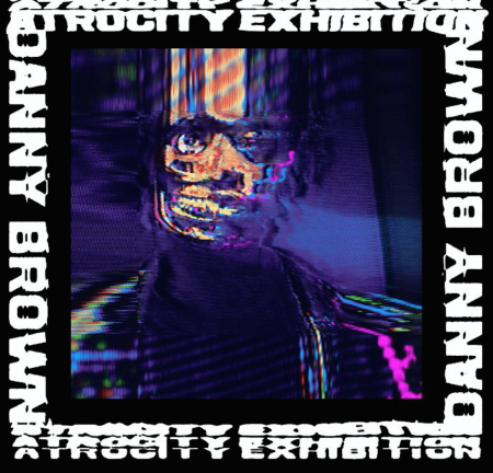 Hip hop artist Danny Brown just released his fourth album Atrocity Exhibition  (Warp Records) ahead of its Sept. 30 release date.