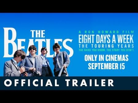 Exclusive AXS.com interview: Nigel Sinclair, producer of 'The Beatles: Eight Days a Week: The Touring Years' on the making of the