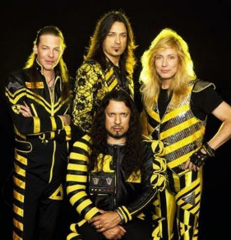 Puffy shirts and boxing gloves, Stryper still rocks – an interview with Stryper's Michael Sweet