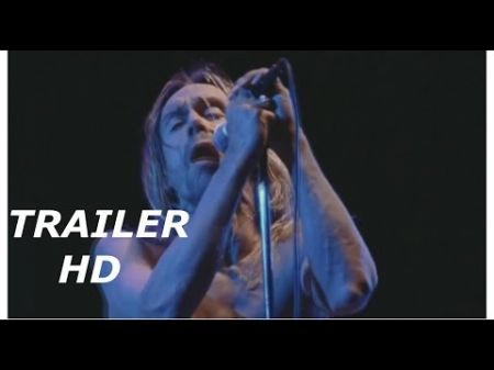 First trailer released from Iggy and the Stooges documentary, 'Gimme Danger'