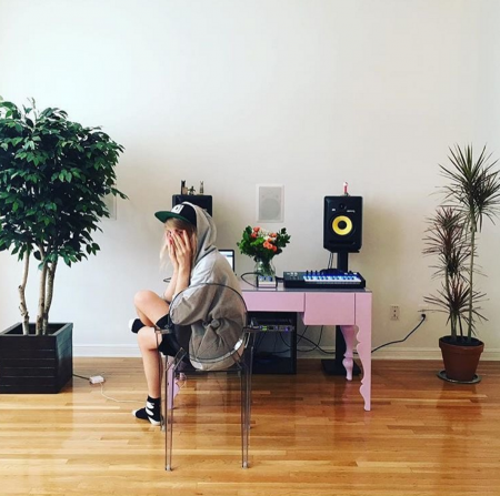 Cashmere Cat's debut LP is expected to drop later this year.