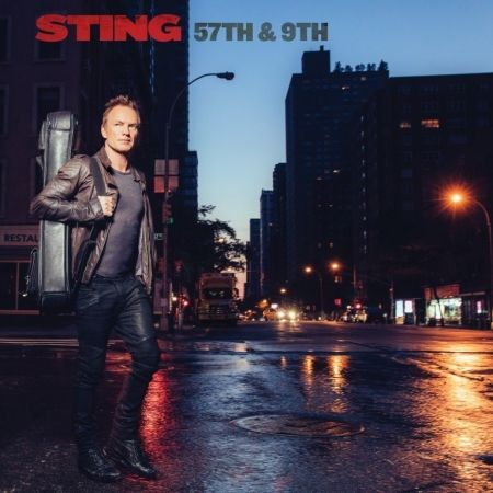 Sting's twelfth solo studio album will be released on November 11