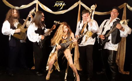 The Great Kat unleashes her version of Liszt's 'Hungarian Rhapsody #2'