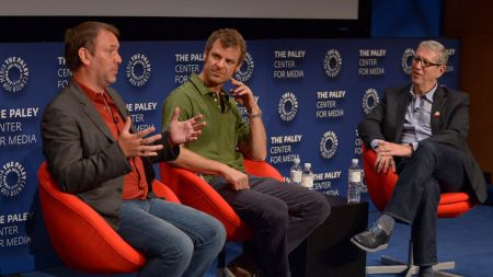Trey Parker and Matt Stone discuss the legacy of 'South Park' at the Paley Center.