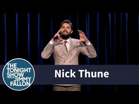 Nick Thune announces Good Guy Tour and special taping