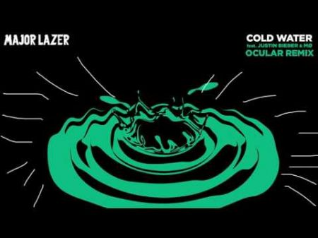 Major Lazer and Justin Bieber release six new 'Cold Water' remixes