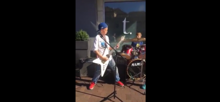 Three Kansas City tweens are taking the internet by storm with their spot on Metallica covers.
