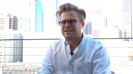 Adam Conover talks new tour: 'Imagine a TED Talk except not boring and really funny' (Watch)