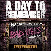 A Day To Remember tickets at The SSE Arena, Wembley in London