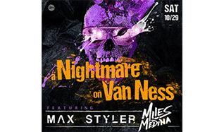 A Nightmare on Van Ness tickets at The Regency Ballroom in San Francisco