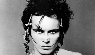 Adam Ant: KINGS OF THE WILD FRONTIER LIVE 2017 tickets at Fonda Theatre in Los Angeles