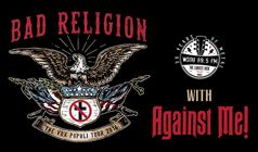 Bad Religion tickets at Starland Ballroom in Sayreville